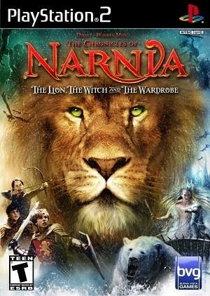 The Chronicles of Narnia: The Lion, The Witch, and The Wardrobe - Play Station 2