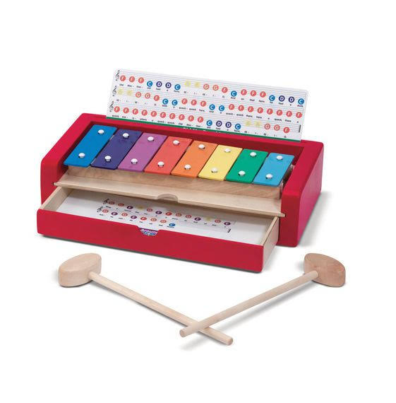 Melissa and Doug Learn-to-Play Xylophone