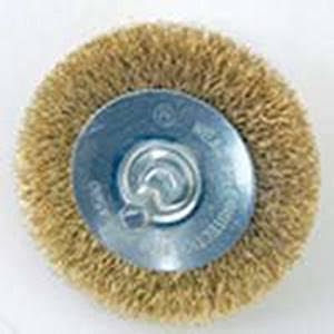 Vulcan 323700OR Wire Wheel Brush, 1/4""