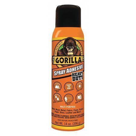Product Gorilla 6301502 Spray Adhesive - 14oz