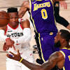 Rockets vs. Lakers score: Live NBA playoff updates as Houston and Los Angeles meet in Game 1