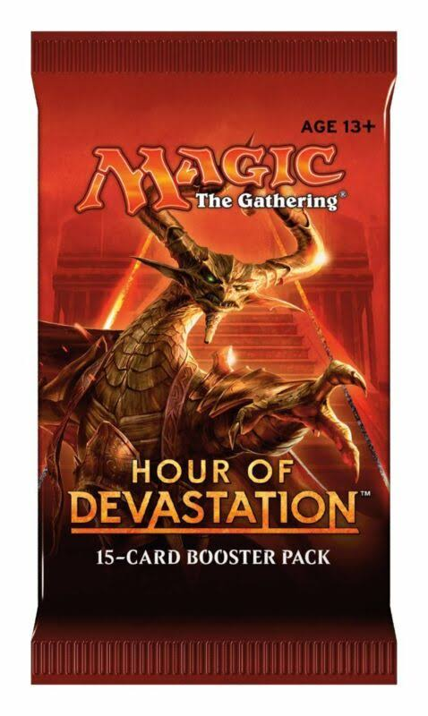 Magic the Gathering: Hour of Devastation Trading Card