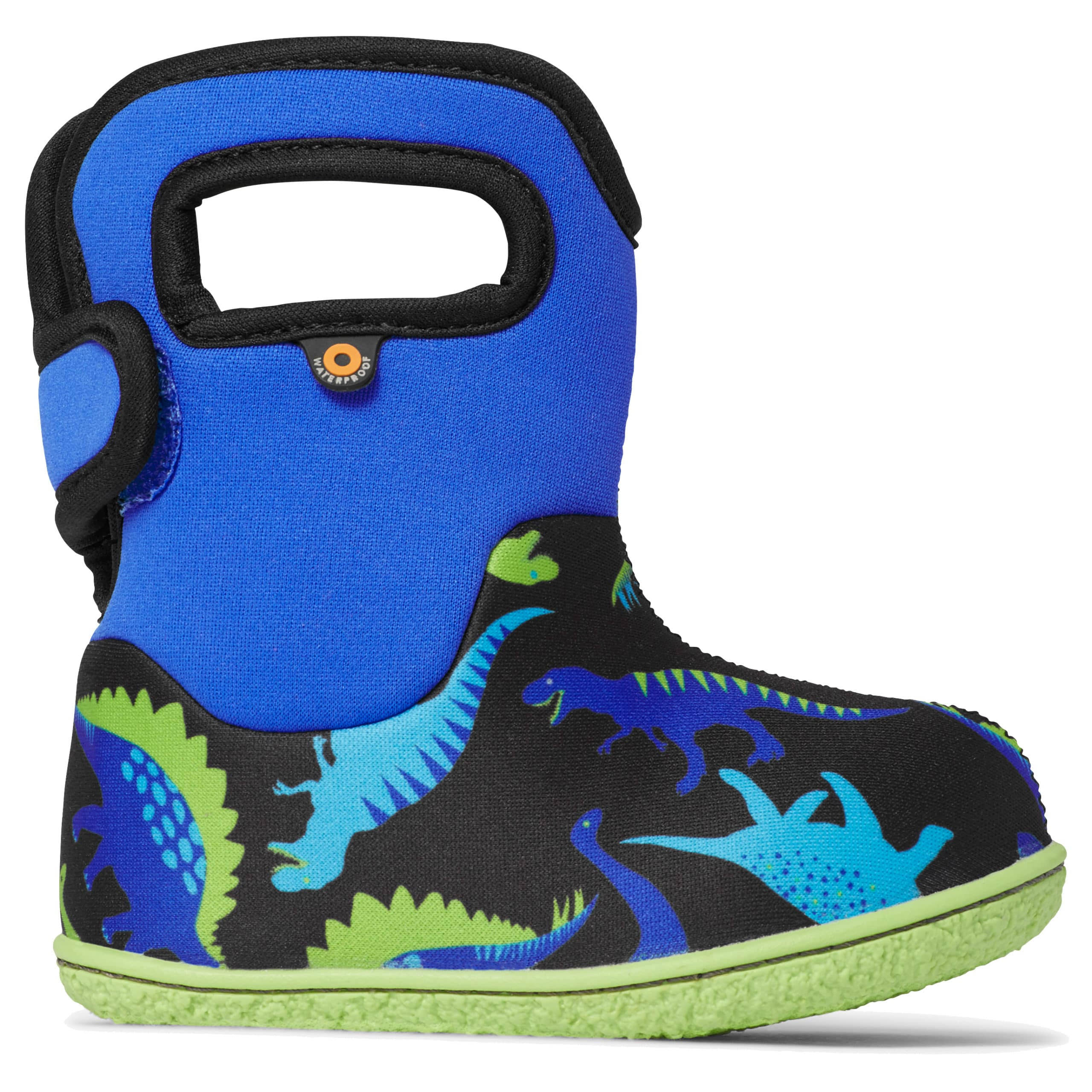 Bogs Baby Dino Boots - Blue