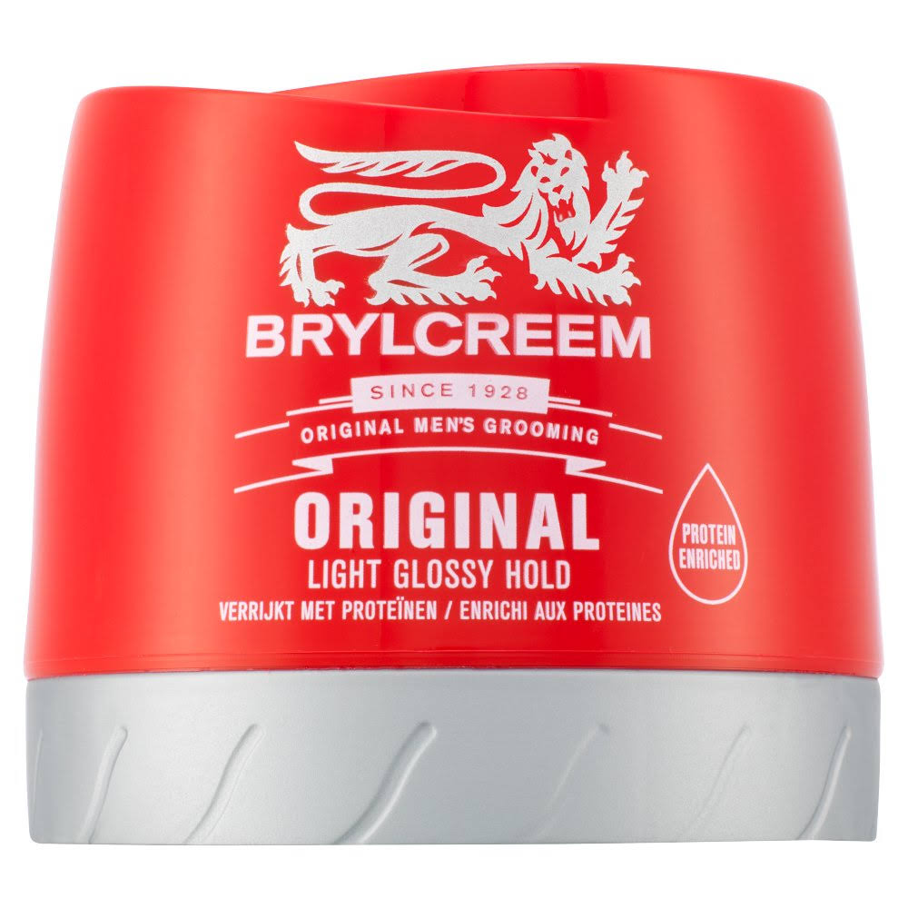 Brylcreem Original Men's Grooming Hair Cream - 250ml