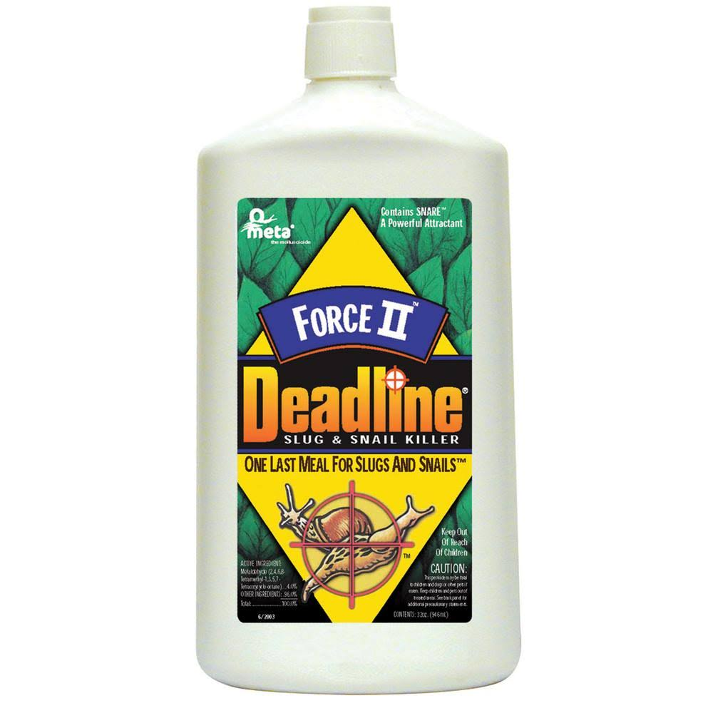 Deadline Slug and Snail Liquid Killer - 32oz
