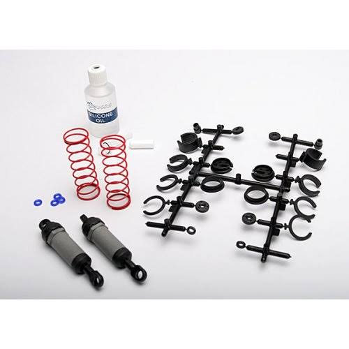 Traxxas Ultra Shocks Gray Long (2)