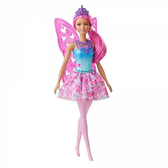 Barbie Dreamtopia Fairy Doll 1, Multicolor