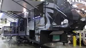 5th Wheel Toy Hauler Floor Plans by 2015 Heartland Cyclone 4200 Toyhauler Fifth Wheel Youtube