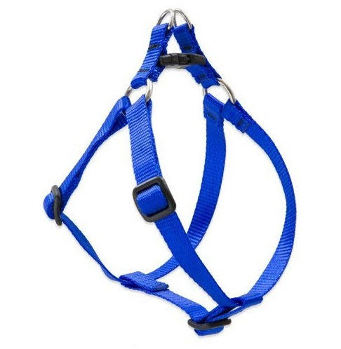 Lupine Step In Dog Harness - Blue