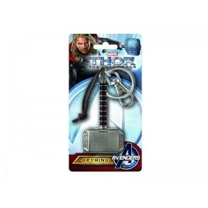 Marvel Thor Hammer 2 Key Ring