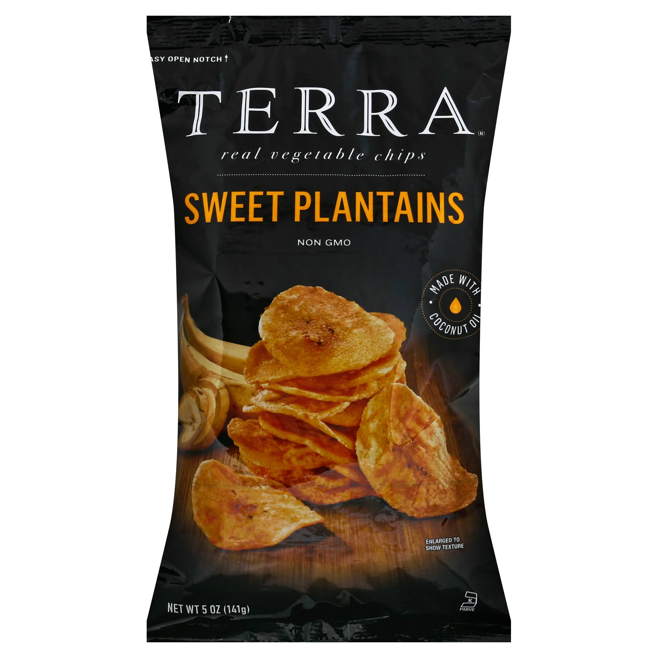 Terra Plantain Chips, Sweet, 5 oz