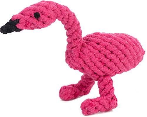 Jax & Bones Fran The Flamingo Pet Toy