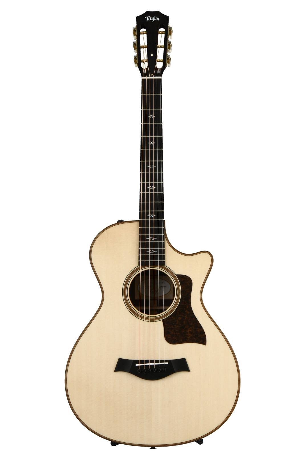 Taylor 712ce 12-Fret Grand Concert Acoustic-Electric Natural