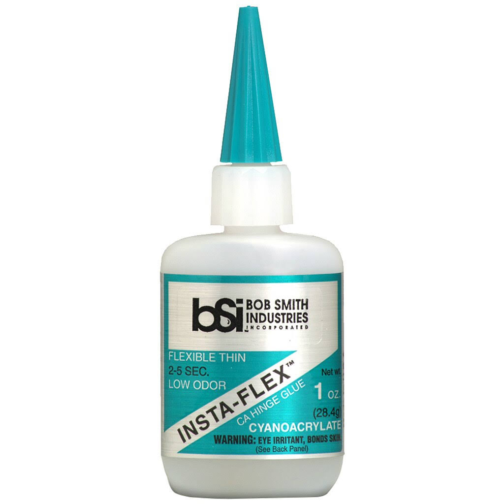 Bob Smith Industries Insta-flex Glue - 1oz