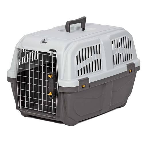 Midwest Skudo Travel Plastic Pet Carrier - 24""