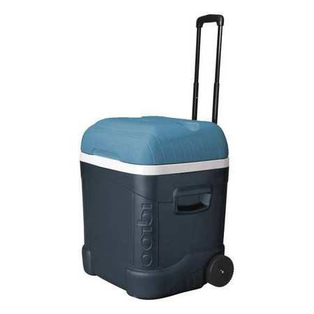 Igloo Max Cold Roller Cooler - 70qt, Blue, White