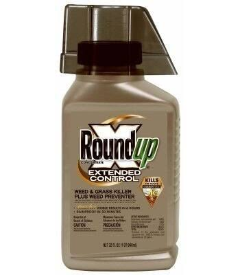 Roundup Extended Control Weed & Grass Killer