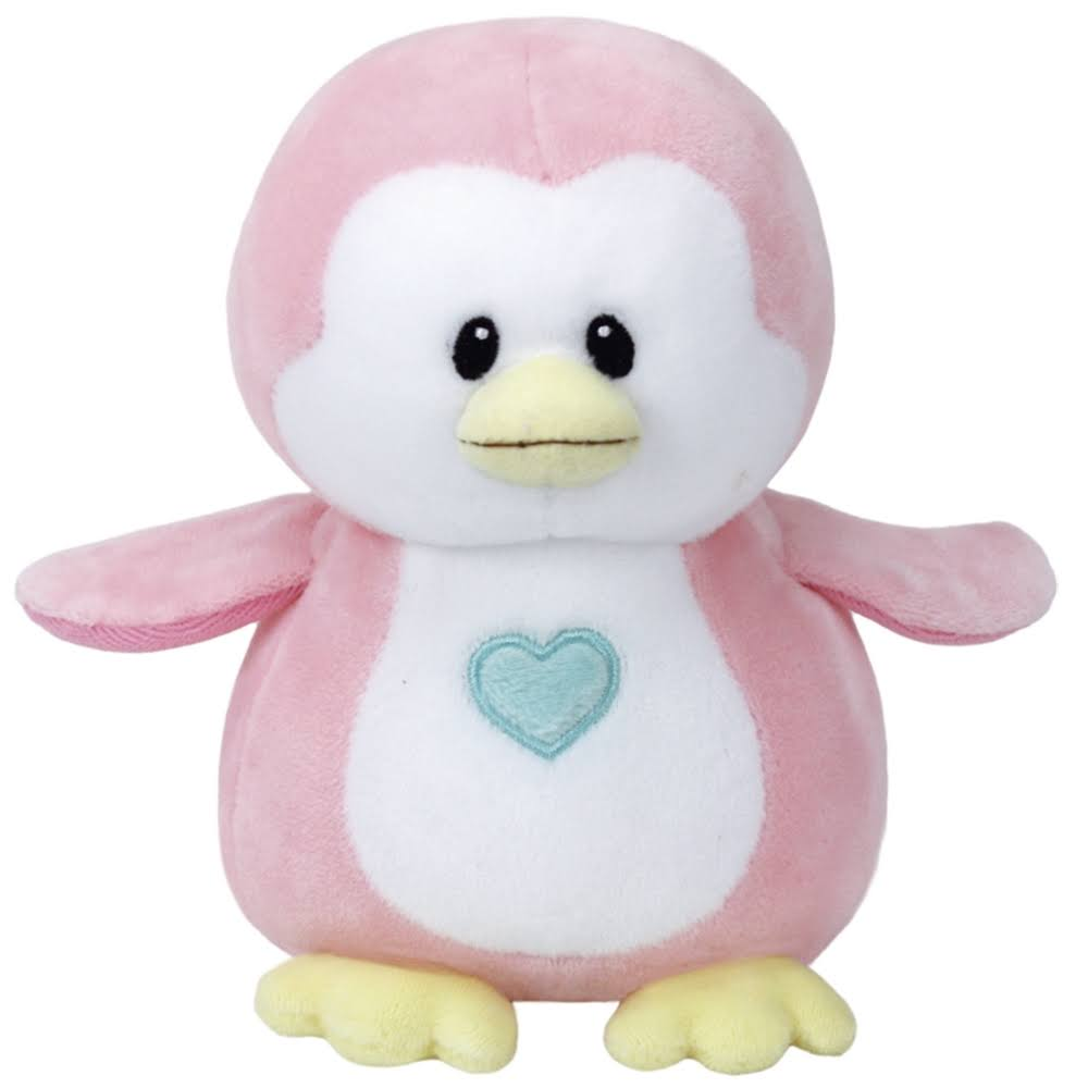 Ty Baby Penny The Pink Penguin