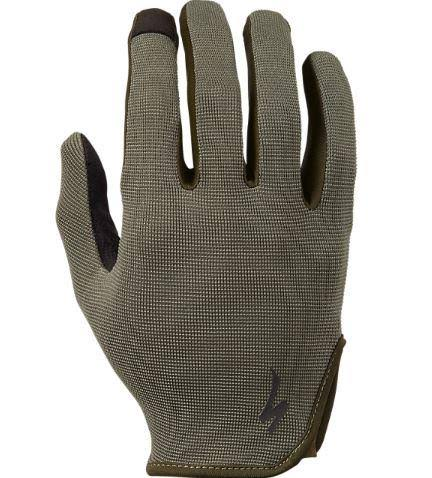 Specialized LoDown Gloves - Oak Green - Medium