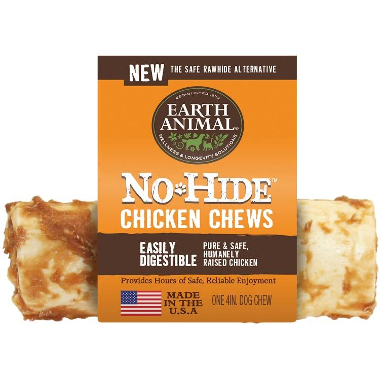 No-Hide Chicken Chew 4"