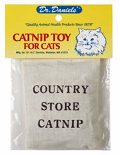 Dr. Daniels Country Store Catnip Bag Cat Toy