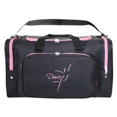 Sassi Designs Cld 04 Classy Dance Embroidered Duffel Bag