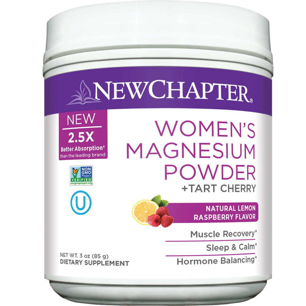 New Chapter Magnesium Powder