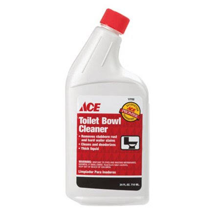 Ace Toilet Bowl Cleaner - 24oz