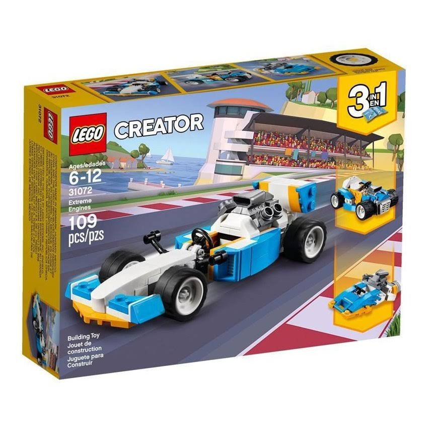 LEGO Creator Extreme Engines 31072 Building Kit