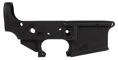 Aero Precision Ar-15 Gen 2 Stripped Lower Receiver - .223/5.56, Aluminum Black
