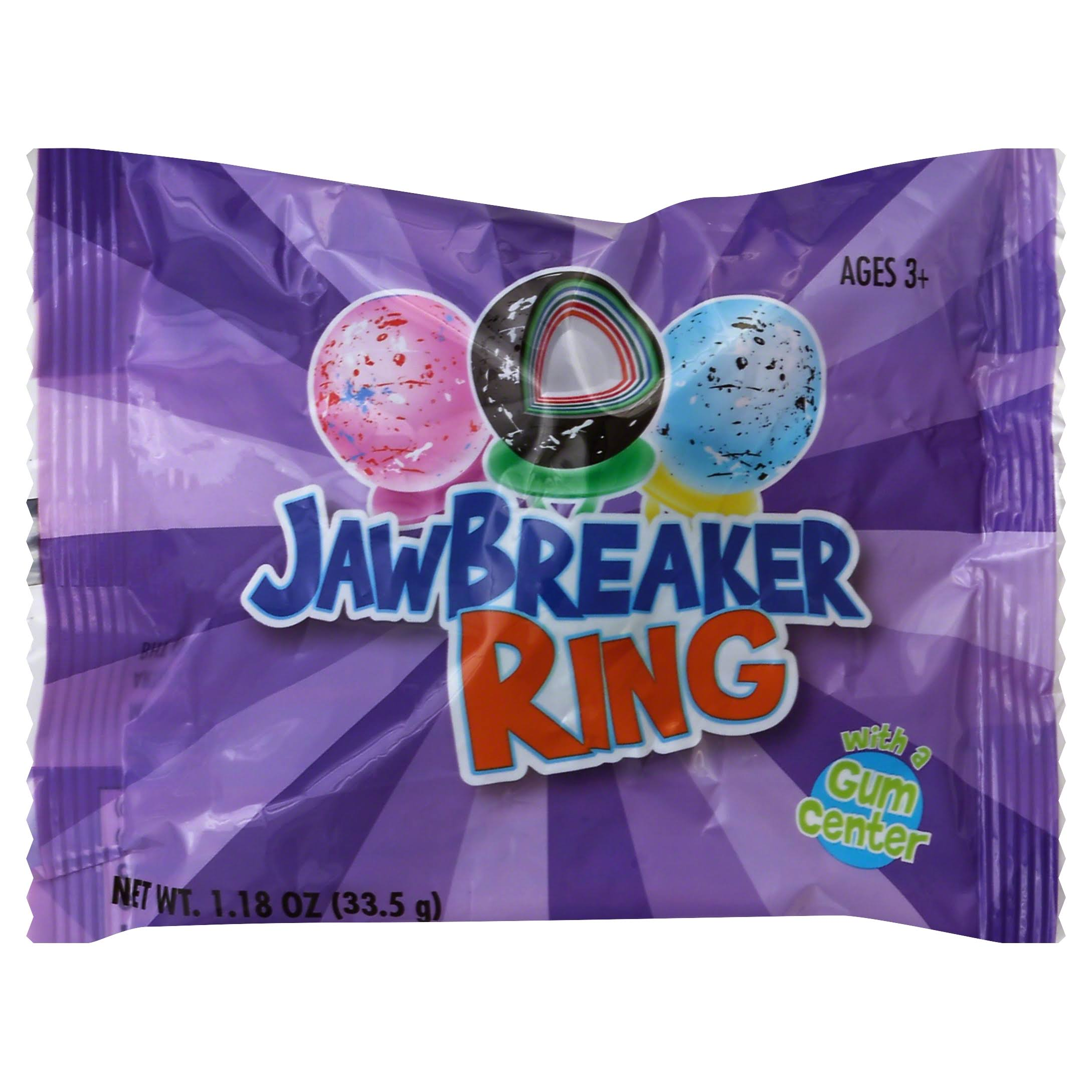 Jawbreaker Candy, Ring - 1.18 oz