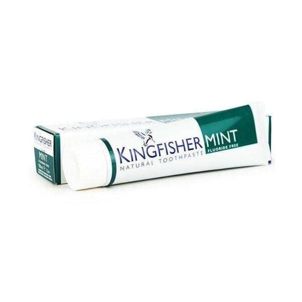 Kingfisher Fluoride Free Mint Toothpaste