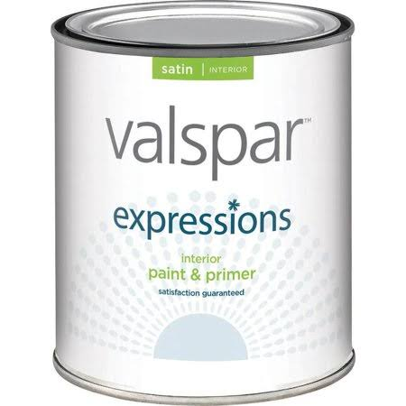 Valspar Paint Expression Interior Satin Tint - 1qt