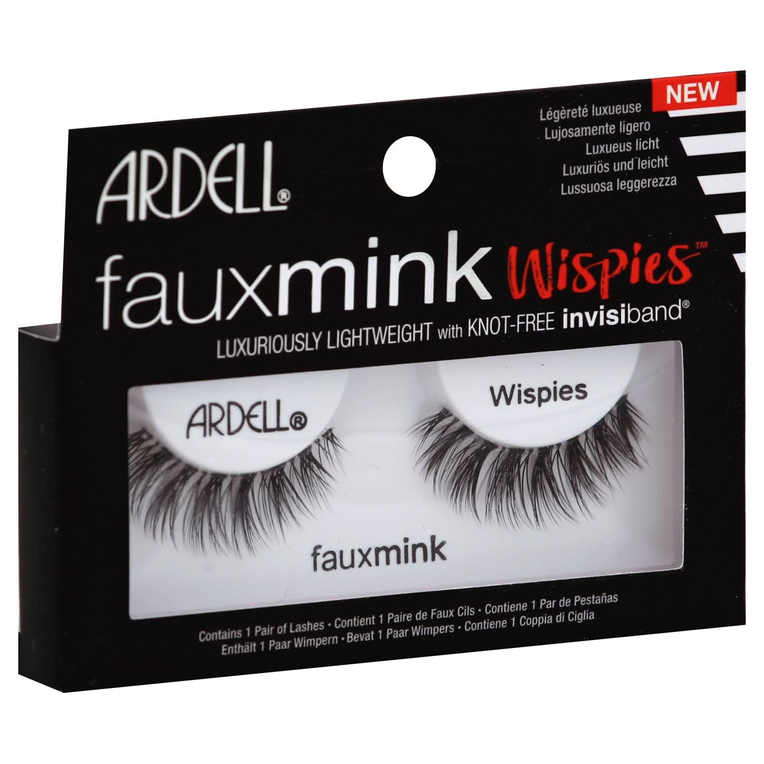 Ardell Lashes, Fauxmink Wispies