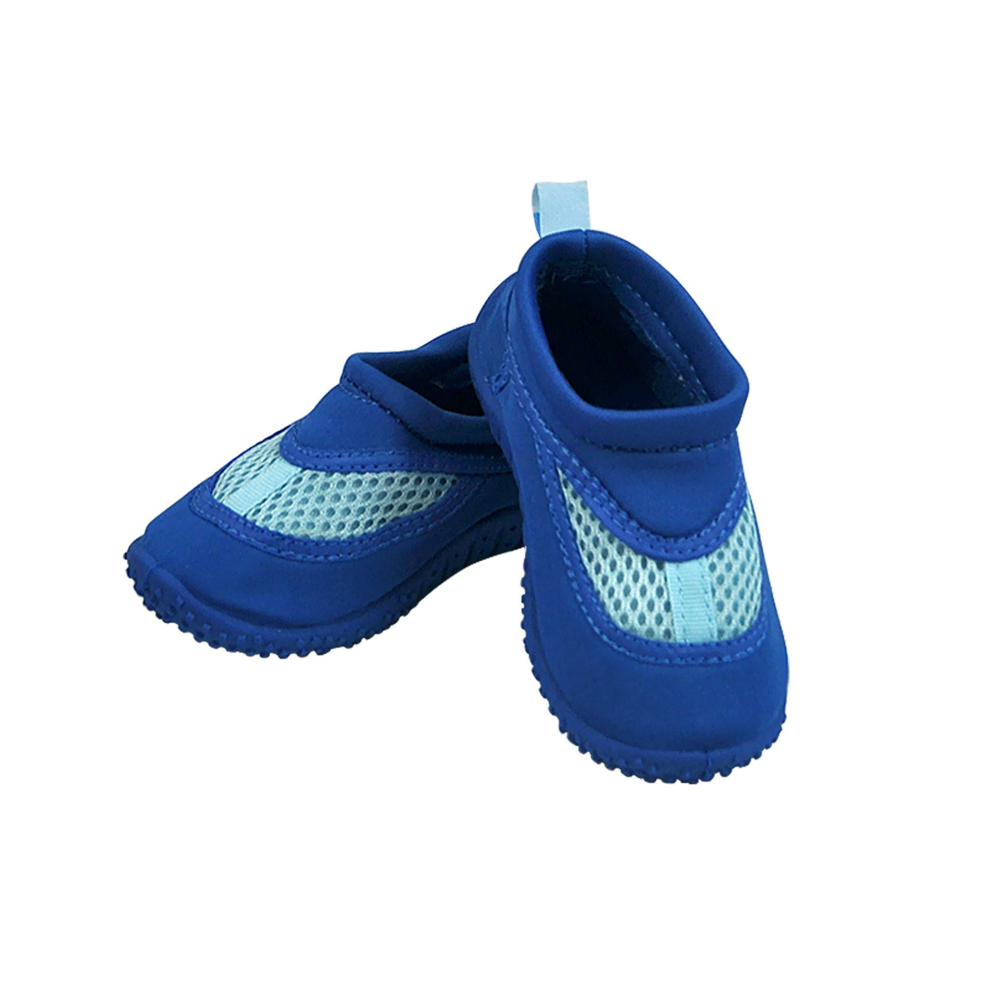 I Play Baby Unisex Swim Shoes - Royal Blue, 4 US