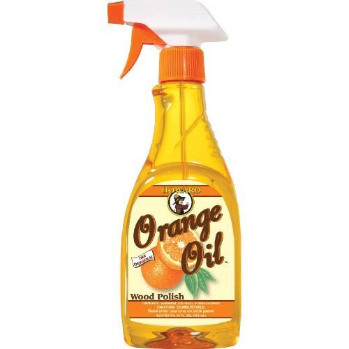 Howards Orange Oil Furniture Polish