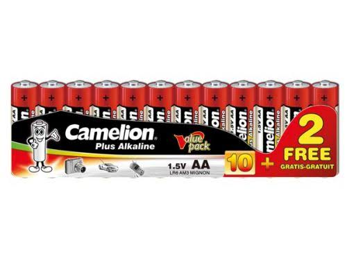 Camelion 12-Pack - AA Batteries