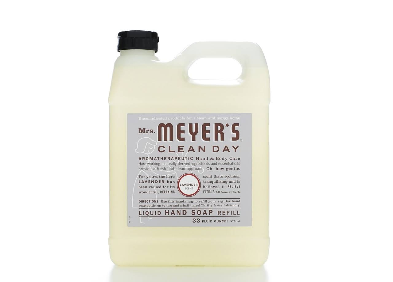 Mrs Meyers Liquid Hand Soap Refill - Lavender Scent