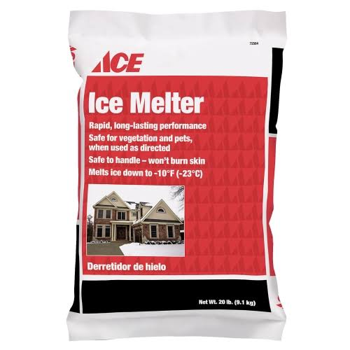 Ace Premium Ice Melter - 20lb