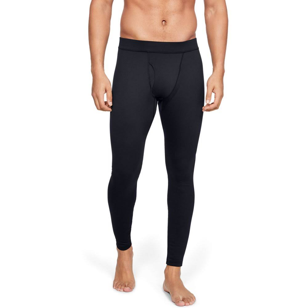 Under Armour Packaged Base 3.0 Leggings, Men's Black