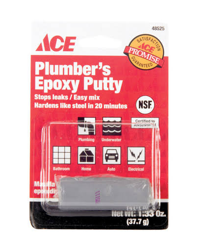 Ace Putty Plumbers EPOXY1.33
