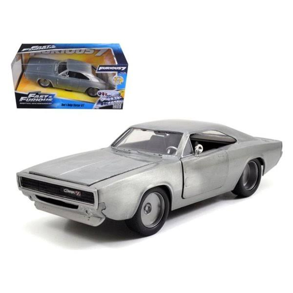 Jada Toys Fast and Furious Die-cast Car - 1:24 Scale