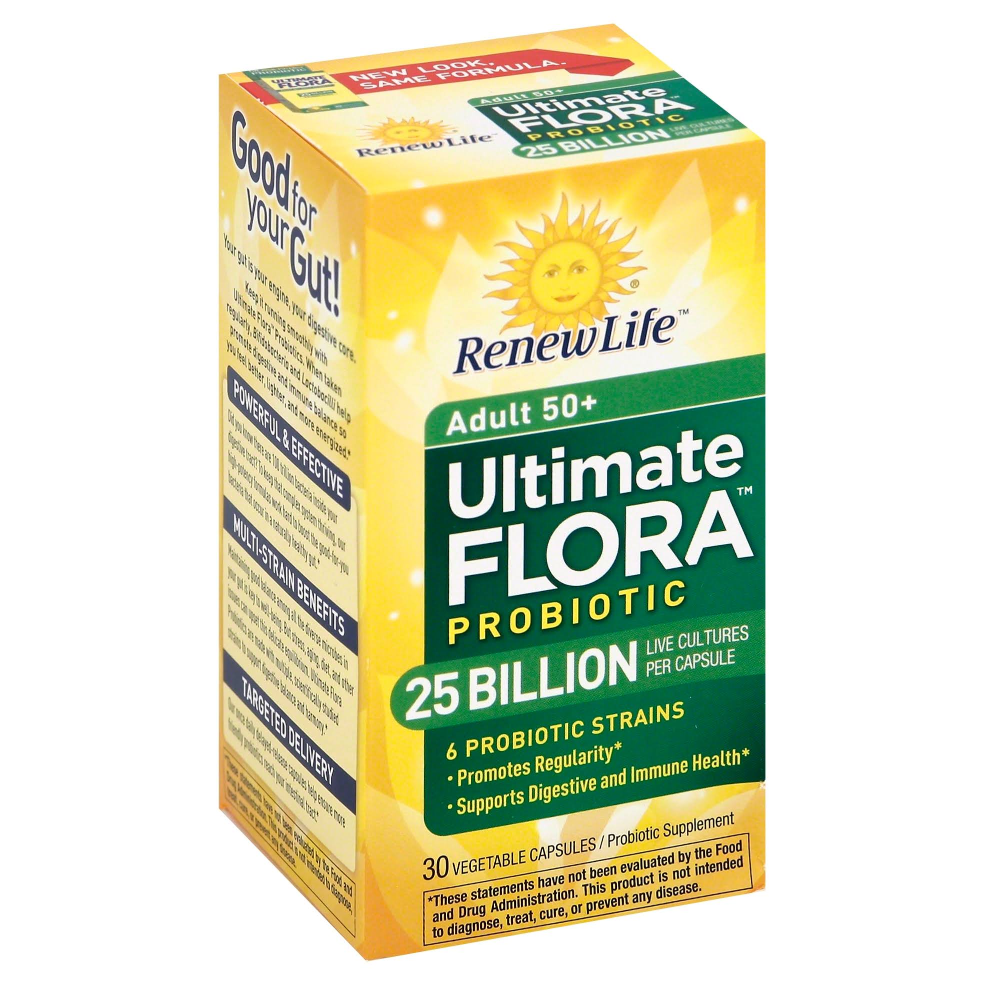 Renew Life Ultimate Flora Probiotic Supplement - 30ct
