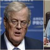 Time Inc., Koch family, Meredith Corporation, Political activities of the Koch brothers, Koch Industries, David Koch