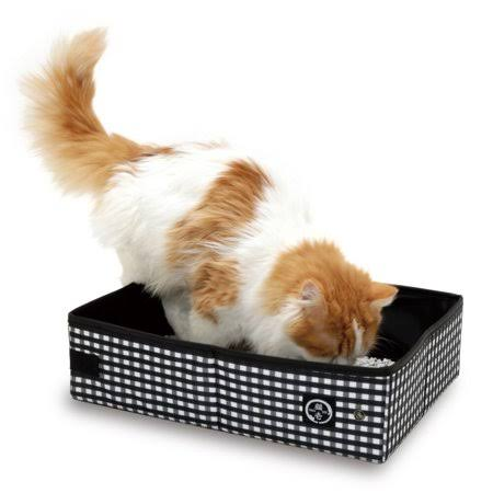 Necoichi Portable Cat Litter Box