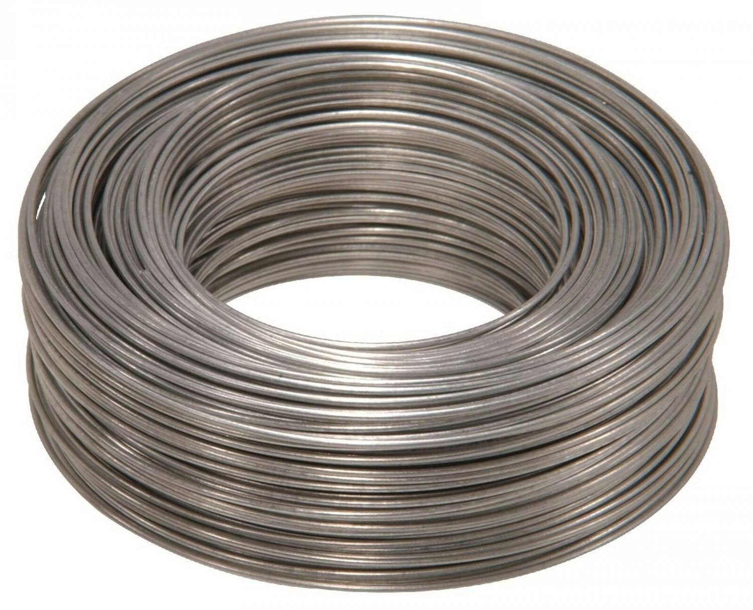 The Hillman Group 20-Gauge Galvanized Steel Wire - 175ft