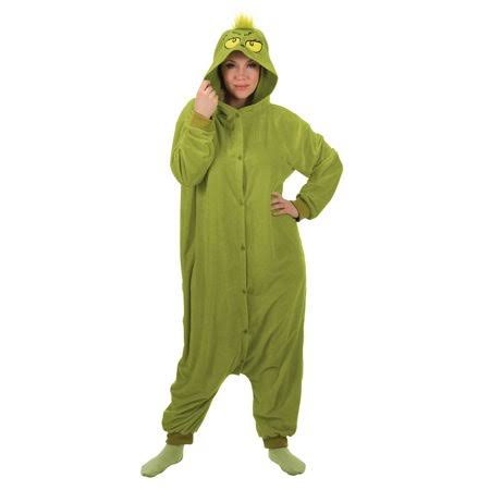 Elope The Grinch Adult Kigurumi