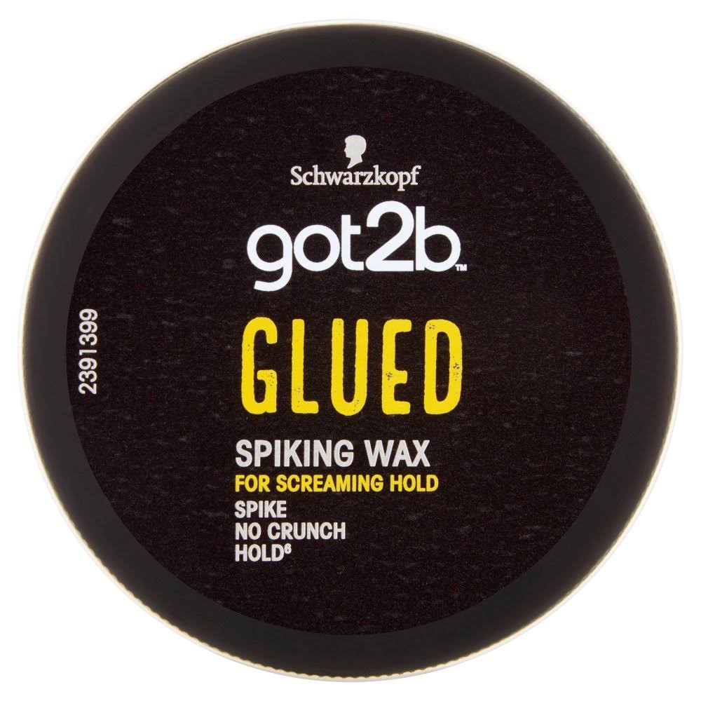 Schwarzkopf Got2b Glued Spiking Wax - 75ml