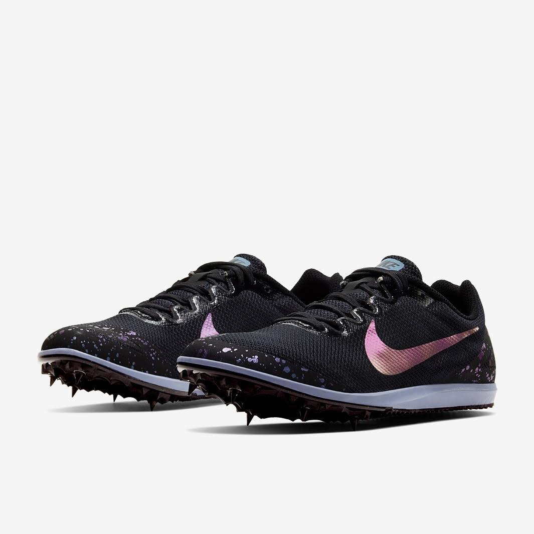 Nike Zoom Rival D 10 Women's Track Spikes HO19 - Black - 5.5