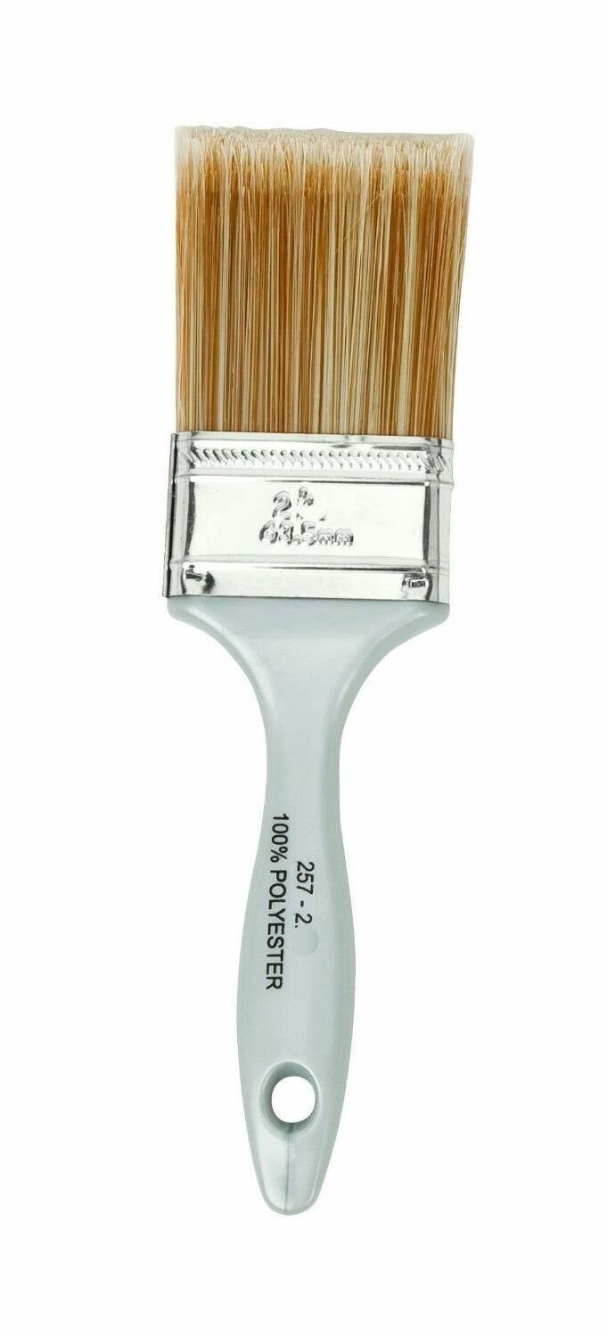 "Magnolia Brush Economy 2"" Polyester Paint 1 257-2"